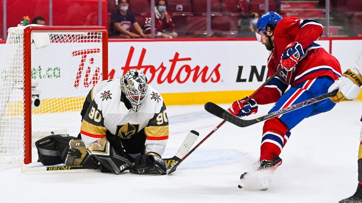 Canadiens vs. Golden Knights Game 5 Odds, Preview, Prediction: Montreal Continues To Be Heavy Underdog (June 22) article feature image