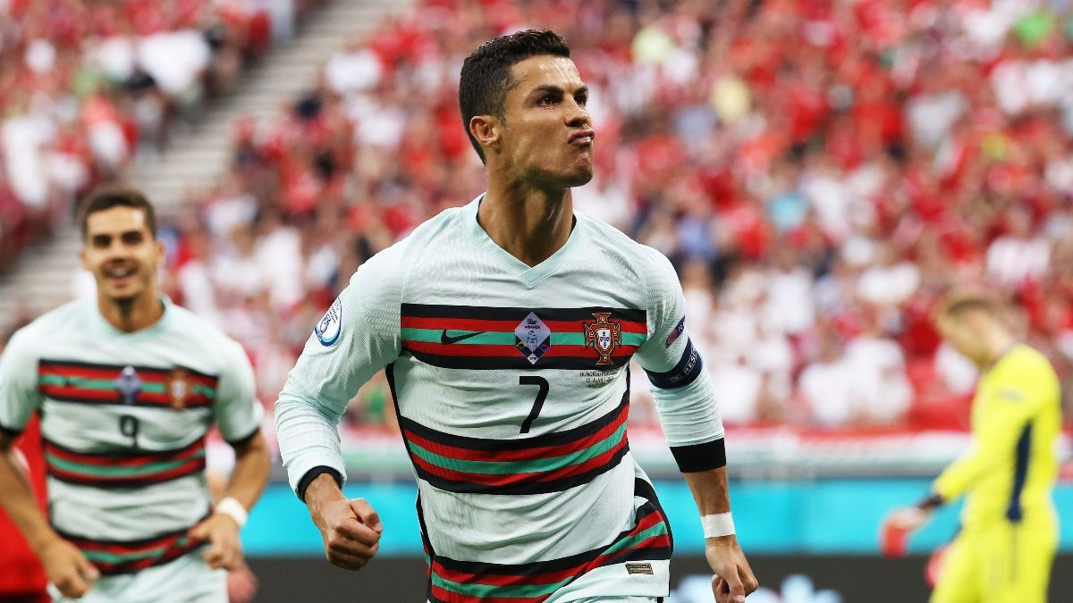 Portugal vs. Germany Odds, Promo: Bet $20, Win $200 if Cristiano Ronaldo Attempts a Shot! article feature image