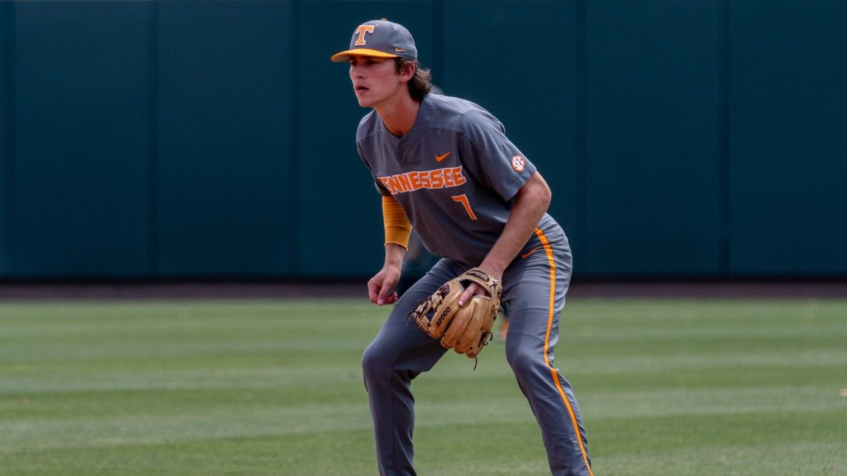 Tennessee vs. Virginia Odds, Picks, Predictions: How to Bet Sunday's College World Series Matchup (June 20) article feature image