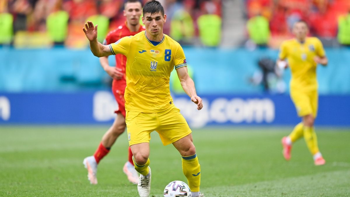 Euro 2020 Odds, Preview, Pick: The Bet to Make for Monday's Ukraine vs. Austria Game (June 21) article feature image