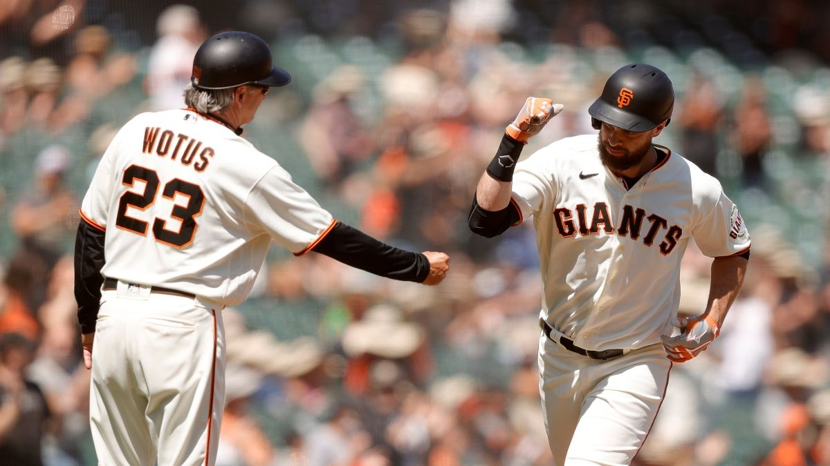MLB Odds, Picks, Preview for Giants vs. Nationals: Bet San Francisco's Bats to Stay Hot (Friday, June 11) article feature image