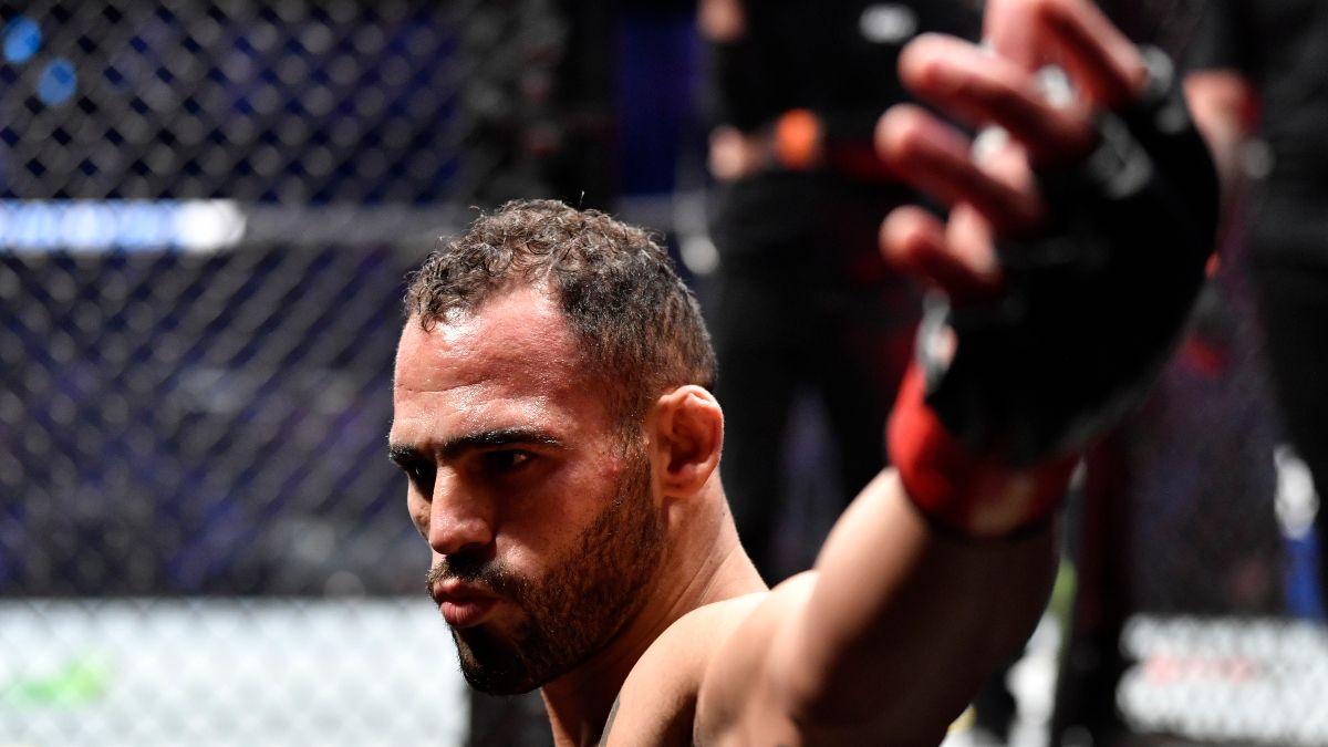 UFC Fight Night Odds & Picks: Our Best Bets for Jones vs. Patrick, Latifi vs. Boser & More (June 5) article feature image