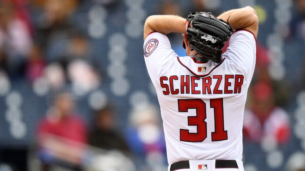 MLB Player Prop Bets & Picks: 2 Strikeout Totals, Including Max Scherzer & Lucas Giolito (Friday, June 11) article feature image