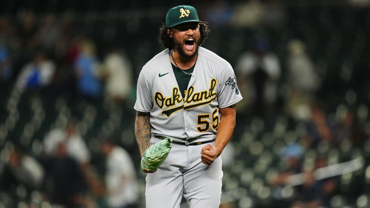 MLB Odds, Preview, Prediction for Athletics vs. Yankees: Can New York Offense Bounce Back Against Manaea? (Sunday, June 20) article feature image