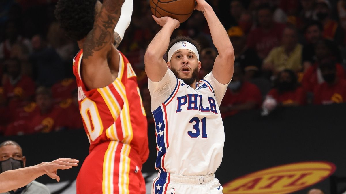 76ers Sportsbook Promotions: Bet $25, Win $125 if the 76ers Hit a 3-Pointer, More! article feature image