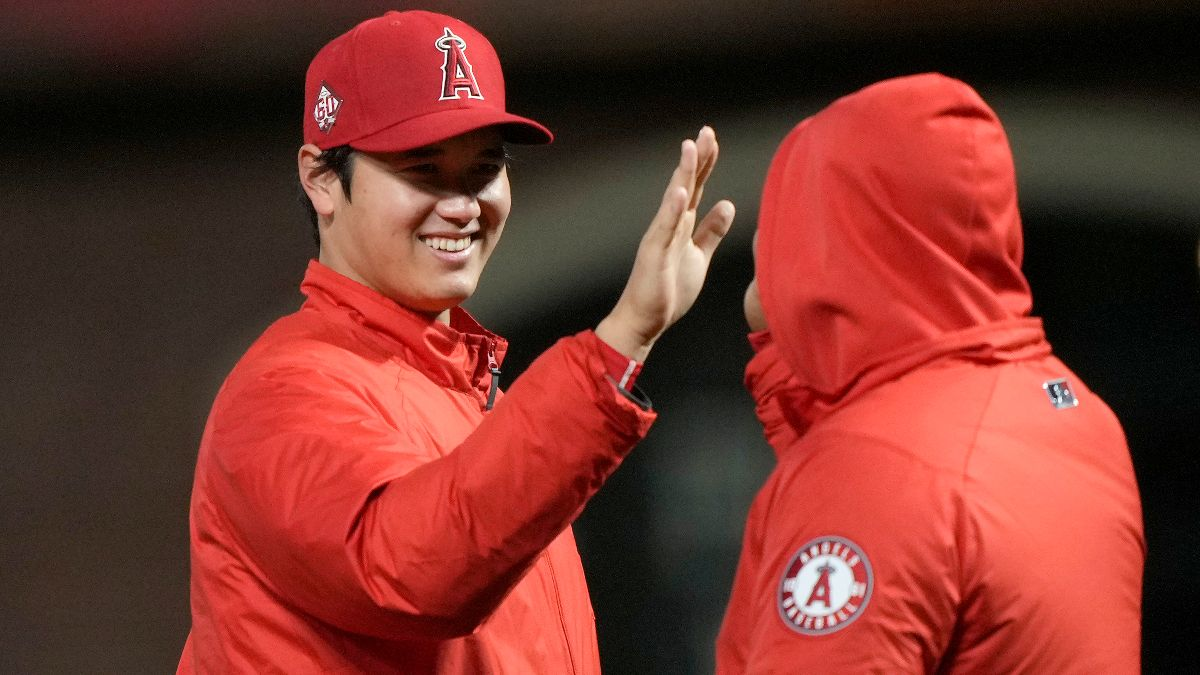 MLB Odds, Preview, Prediction for Mariners vs. Angels: How to Bet Shohei Ohtani as Starting Pitcher (Friday, June 4) article feature image