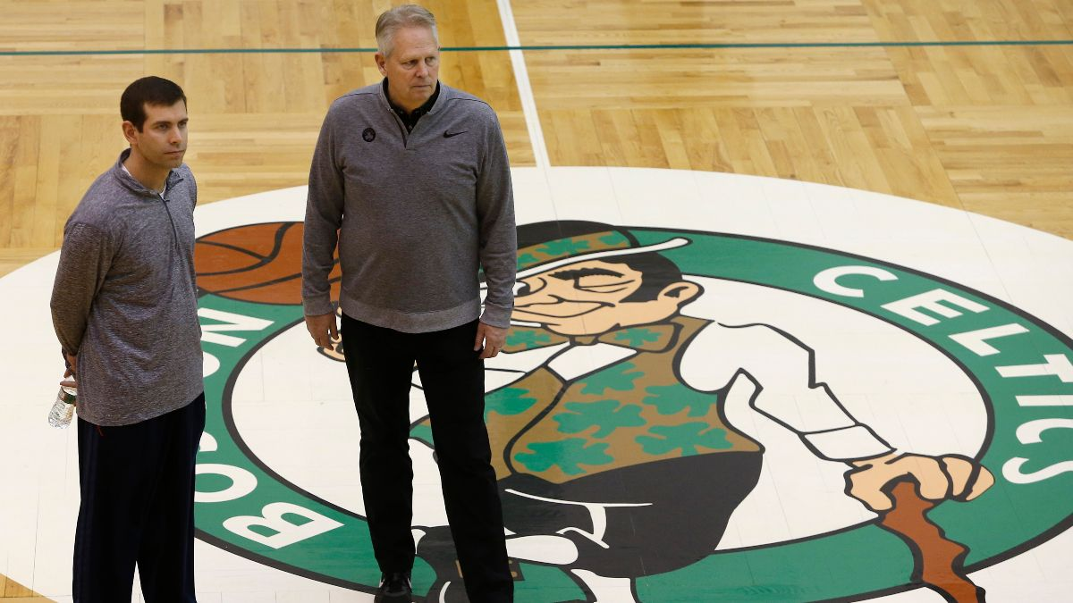Danny Ainge is Out, Brad Stevens Moves Up, but Questions Linger for the Boston Celtics Front Office article feature image