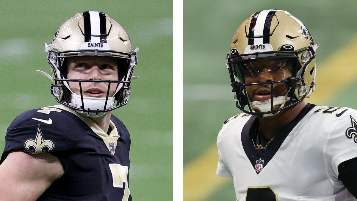 Taysom Hill or Jameis Winston? Betting On Saints' Starting QB For Week 1 article feature image