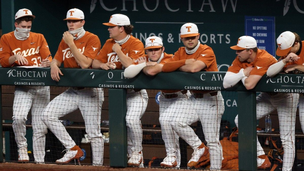 Texas vs. Mississippi State Odds, Picks, Predictions: How to Bet College World Series (June 20) article feature image