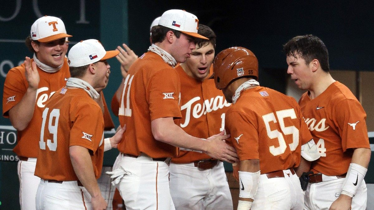 2021 College World Series Bracket Picks: Why Texas & Arizona Hold Betting Value To Make the College Baseball National Championship article feature image