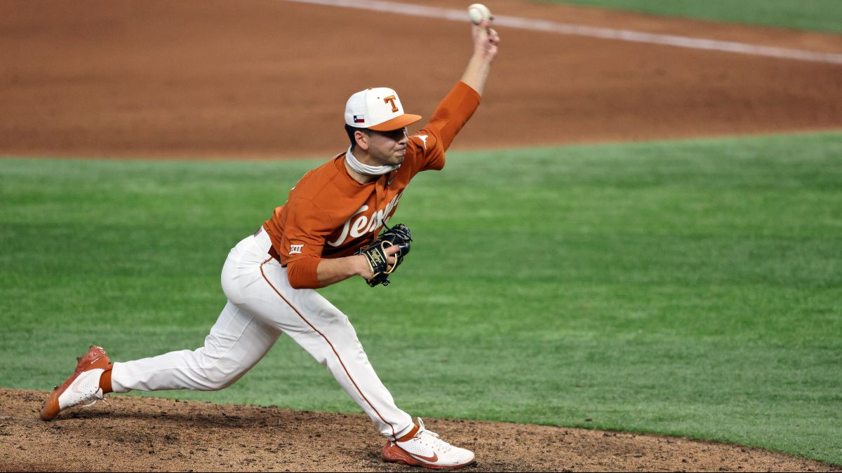 South Florida vs. Texas College Baseball Super Regionals Odds, Pick & Projections article feature image