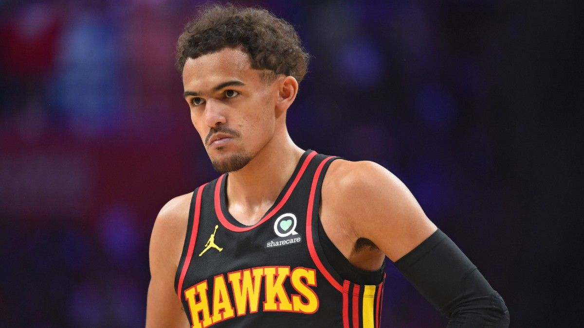 Friday NBA Player Prop Bets, Picks: 3 Favorite Plays for Bucks vs. Hawks, Including Clint Capela & Trae Young (June 25) article feature image