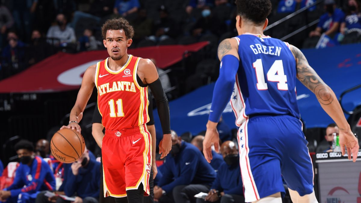 NBA Playoffs Series Odds & Schedule: 76ers Enter Game 1 as Favorites Over Hawks article feature image