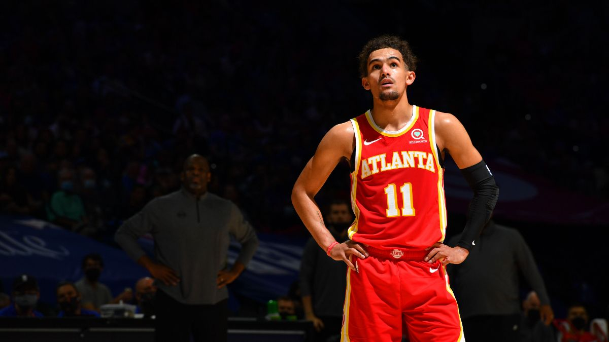 Atlanta Hawks NBA Win Total Odds & Pick: Will Trae Young & Co. Make Another Leap? article feature image