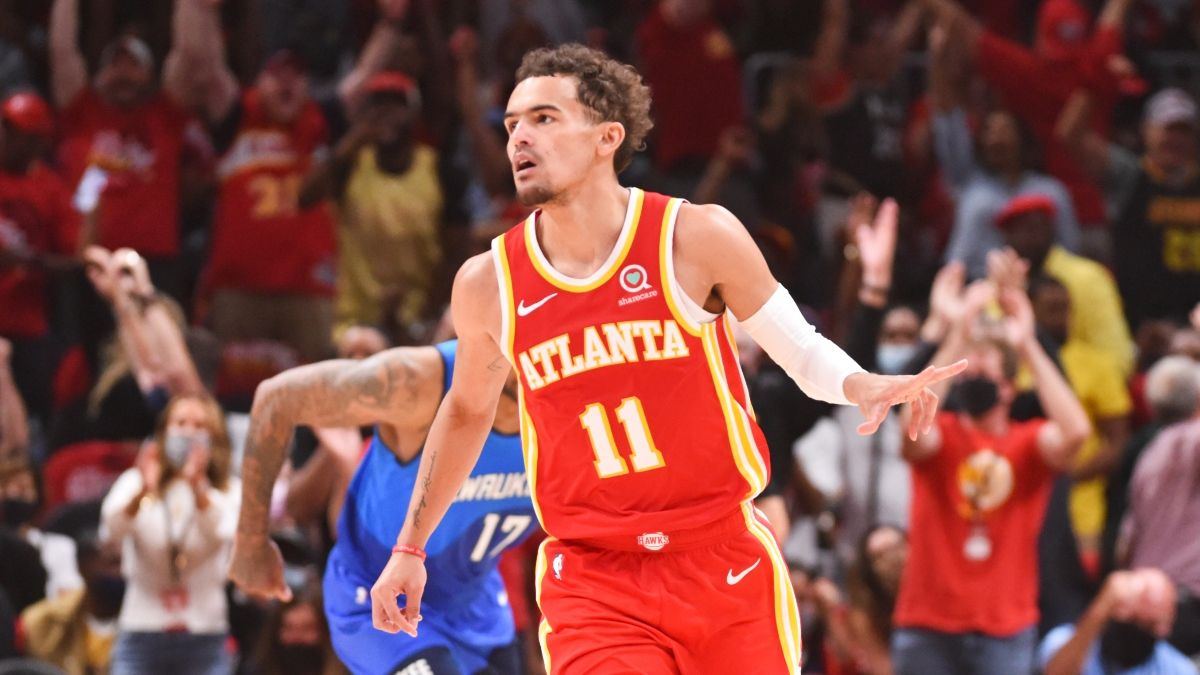 Hawks vs. Bucks Odds, Promo: Bet $20, Win $200 if Trae Young Scores a Point article feature image
