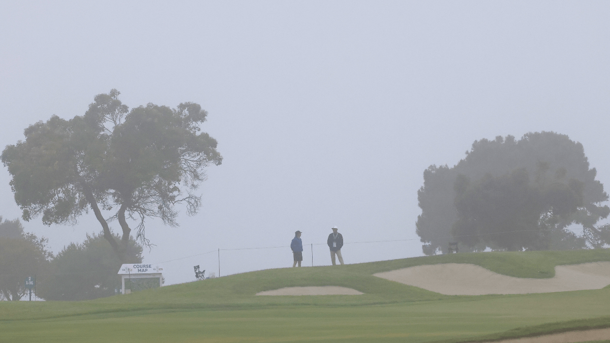 U.S. Open Round 2 Weather & Forecast: More Fog Expected on Friday article feature image