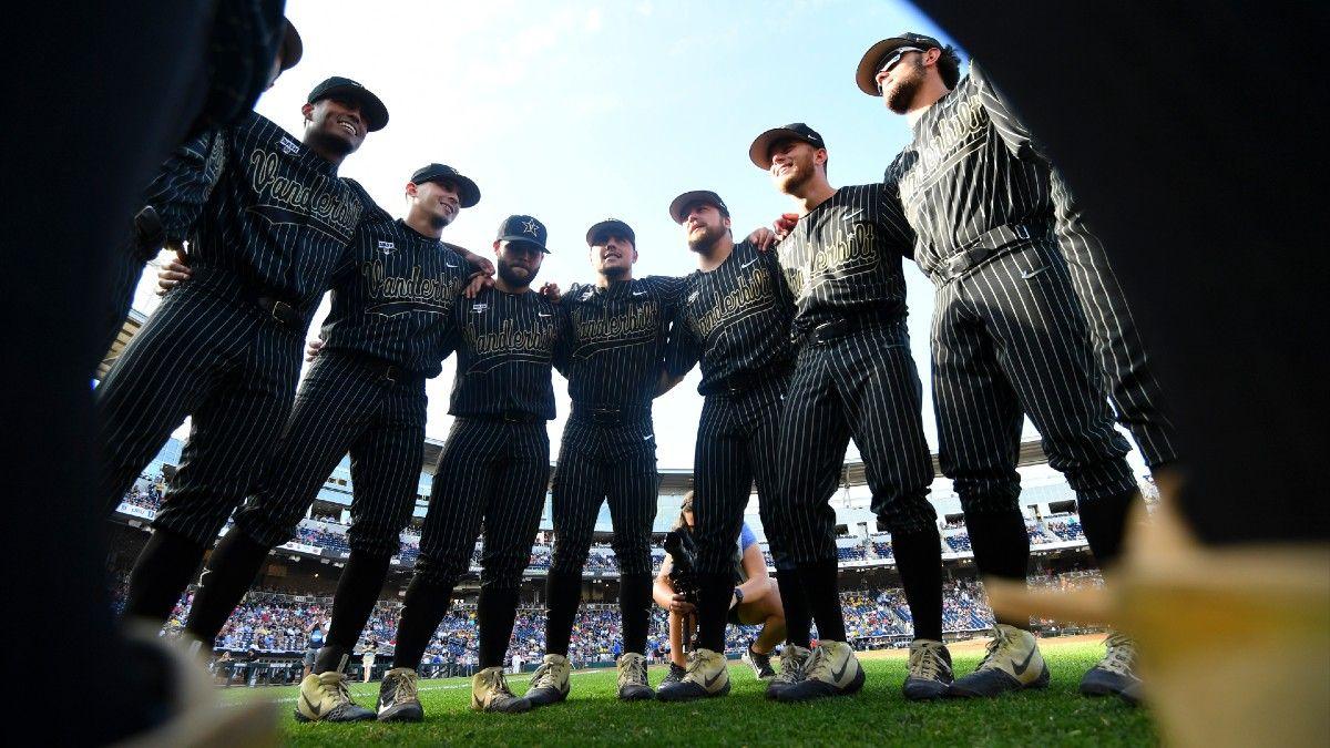 Vanderbilt vs. Arizona Odds, Picks, Predictions: How to Bet Saturday's College World Series Game (June 19) article feature image