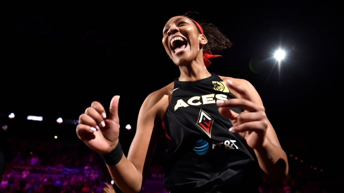Tuesday WNBA Odds, Predictions, Betting Picks: Best Bets for Storm vs. Fever, Liberty vs. Aces, More (June 15) article feature image