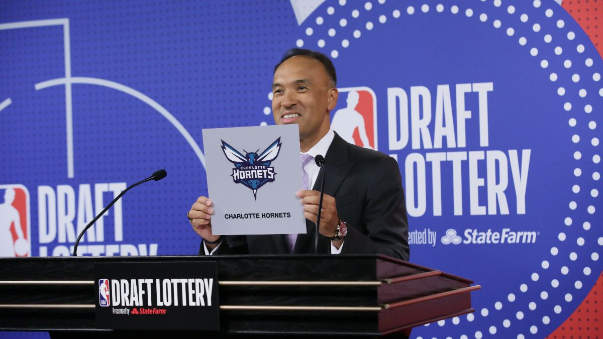 Charlotte Hornets NBA Draft Odds: Hornets Searching for Shooters and Bigs article feature image
