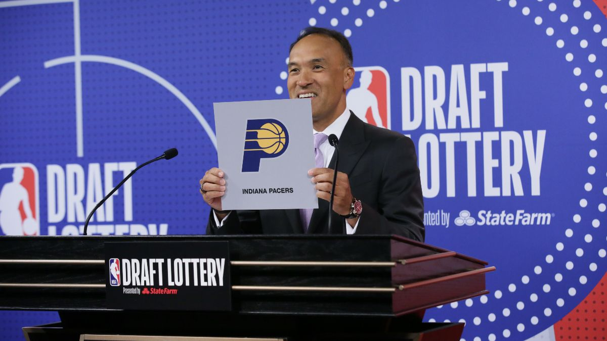Indiana Pacers NBA Draft Odds: Pacers Eying Point Guards and Perimeter Defenders article feature image
