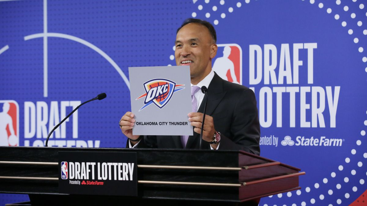Oklahoma City Thunder NBA Draft Odds: Thunder Have Options with 5 Top-36 Picks article feature image