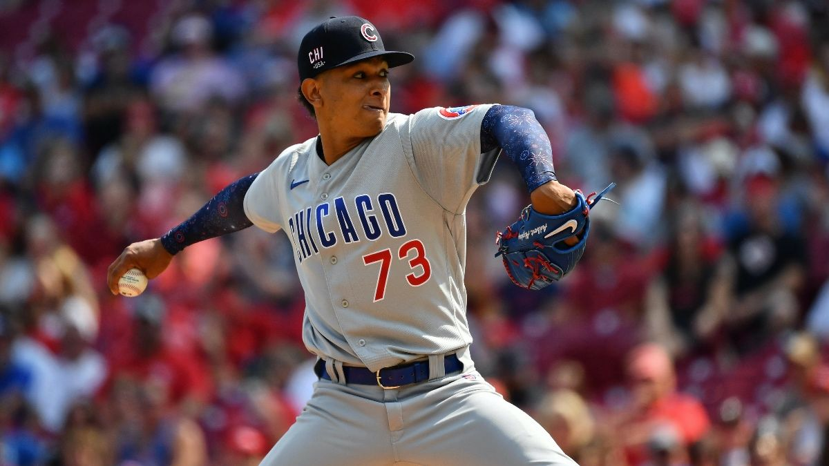 Reds vs. Cubs Odds, Picks, Predictions: Where are Sharps Finding Value for Tuesday's Game at Wrigley Field? (July 27) article feature image