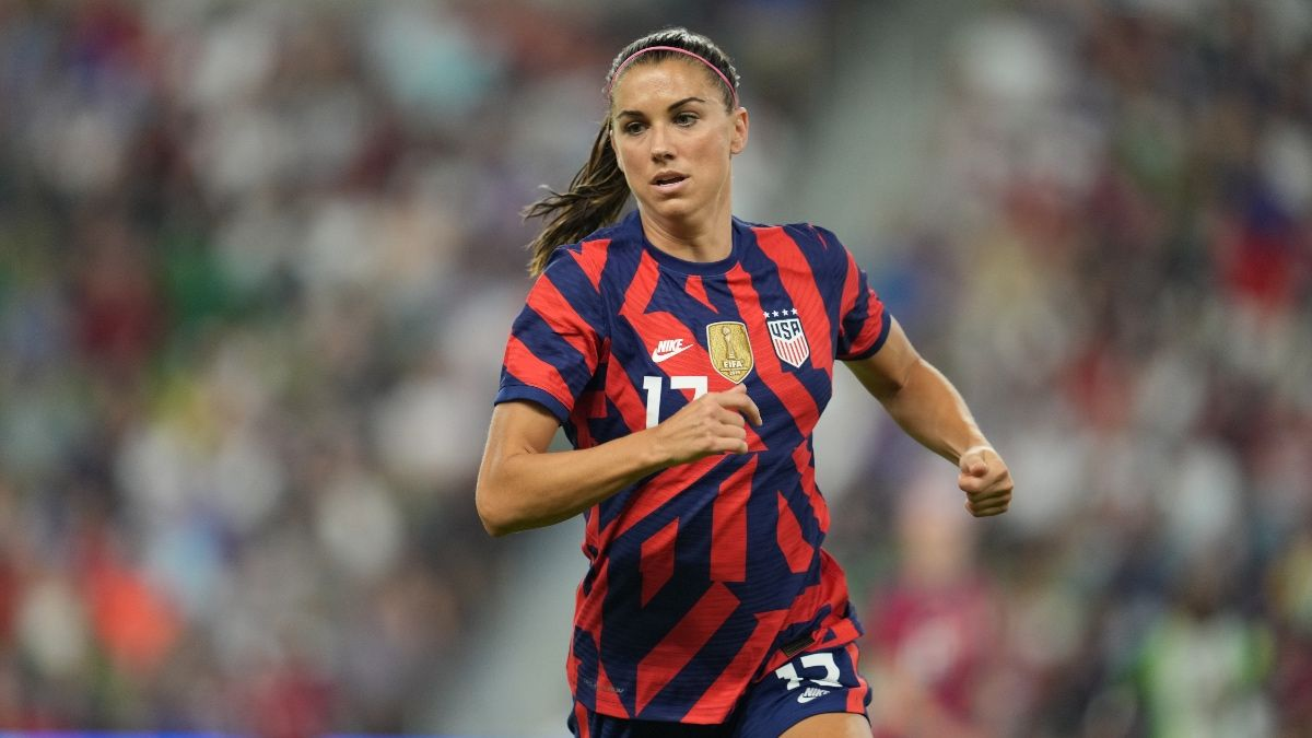 Netherlands vs. USWNT Soccer Odds, Picks, Prediction: Women's Olympic Soccer Betting Preview (July 30) article feature image