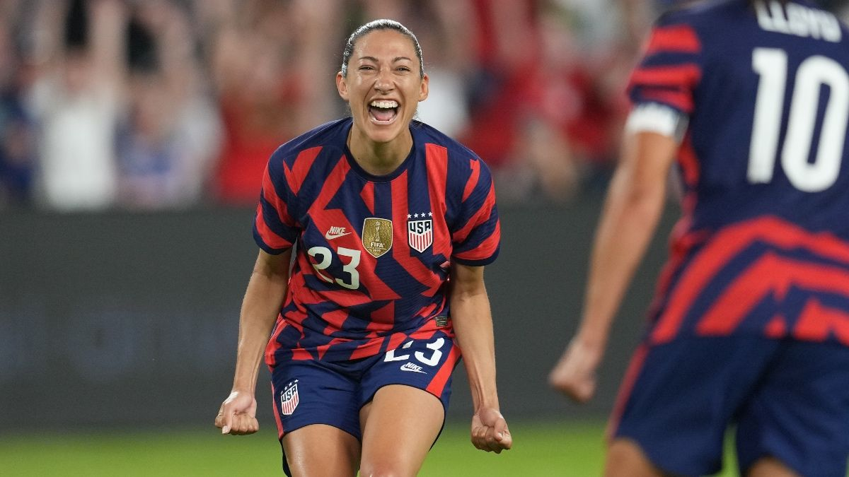 Sweden vs. USWNT Odds, Picks, Prediction: Olympic Women's Soccer Preview (July 21) article feature image
