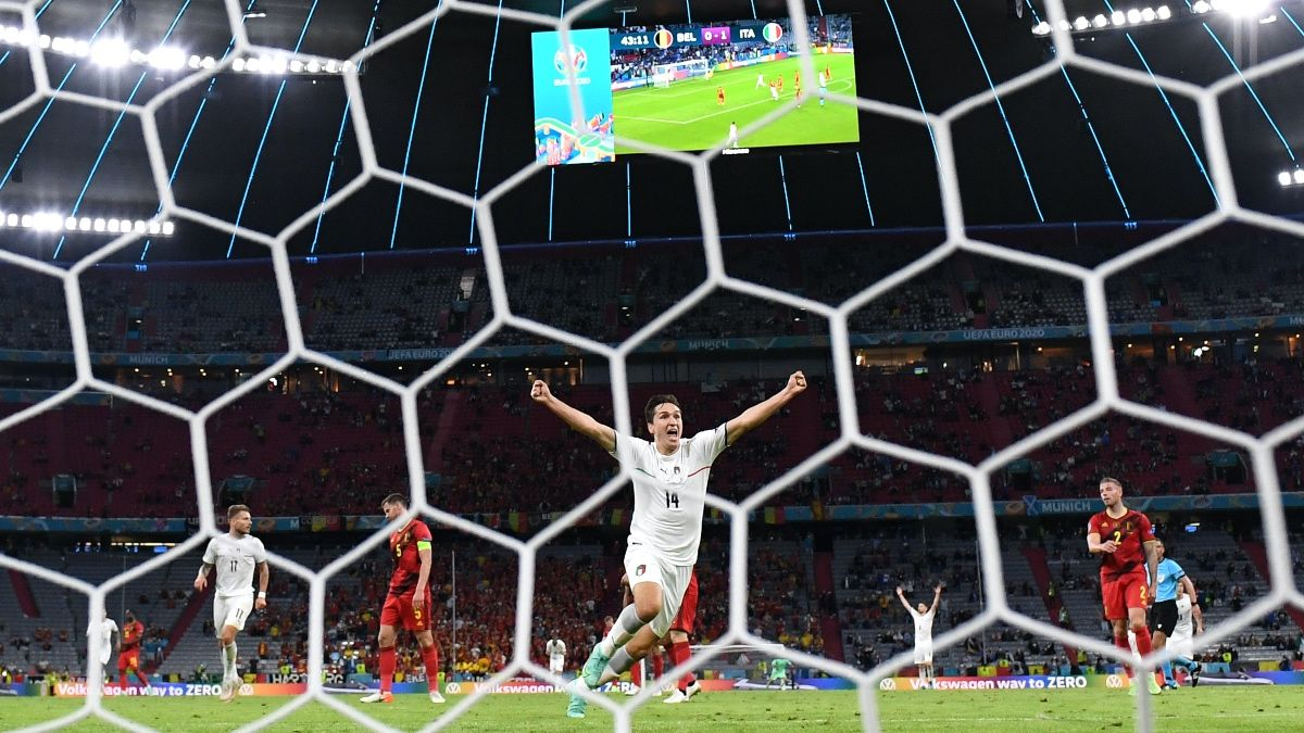 Euro 2020 Semifinal Odds, Picks, Predictions: Our Best Plays for Italy vs. Spain, Including the Total article feature image