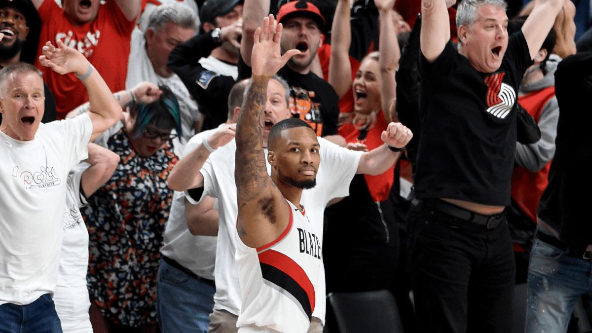 Damian Lillard Trade Odds: Knicks, Sixers, Heat Among Betting Favorites article feature image