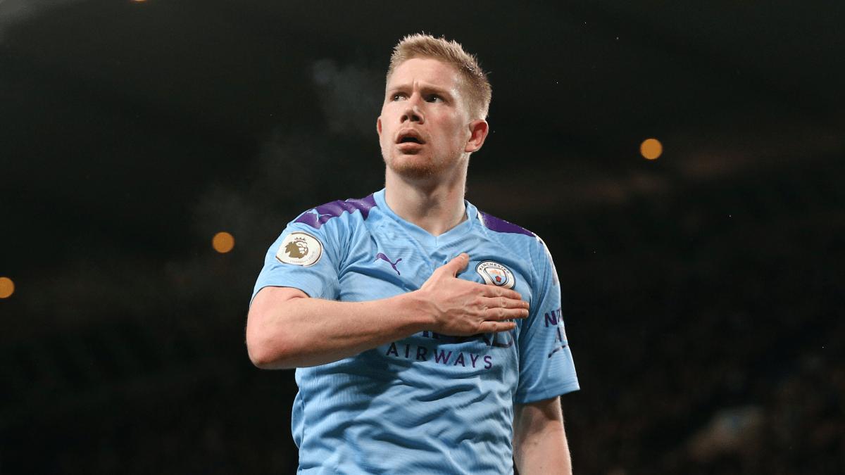 2021-22 Premier League Futures Odds: Manchester City Tabbed Preseason Title Favorite article feature image