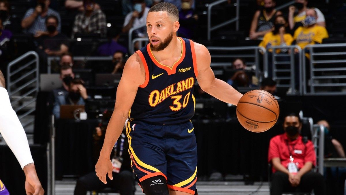 2022 NBA Title Futures Odds & Picks: The 5 Best Bets to Make Now, Including Golden State Warriors article feature image