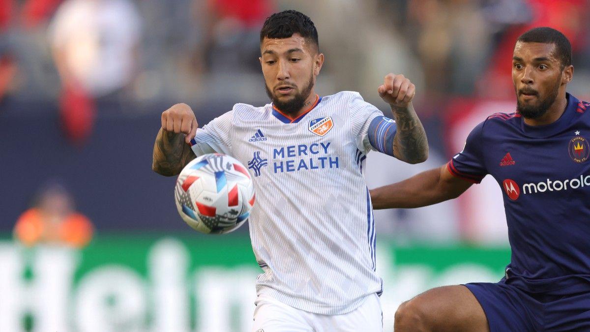 FC Cincinnati vs. Columbus Crew MLS Odds, Picks, Predictions, Betting Preview (July 9) article feature image