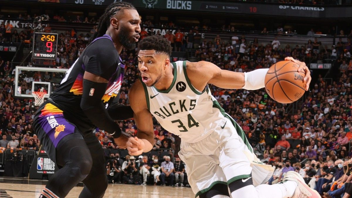 Suns vs. Bucks NBA Finals Odds, Preview, Prediction: How to Back Milwaukee in Game 3 (July 11) article feature image