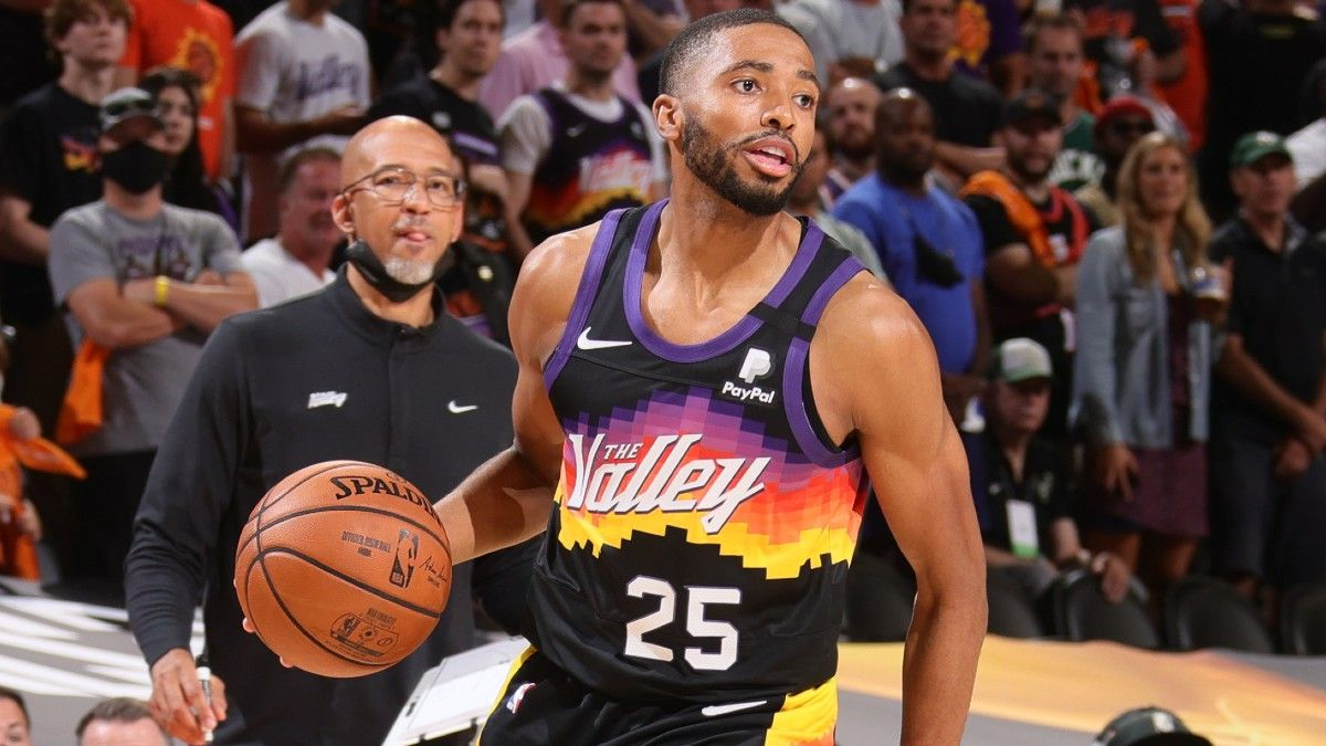 Suns vs. Bucks NBA Finals Game 3 Parlay: How to Back Brook Lopez & Mikal Bridges (July 11) article feature image