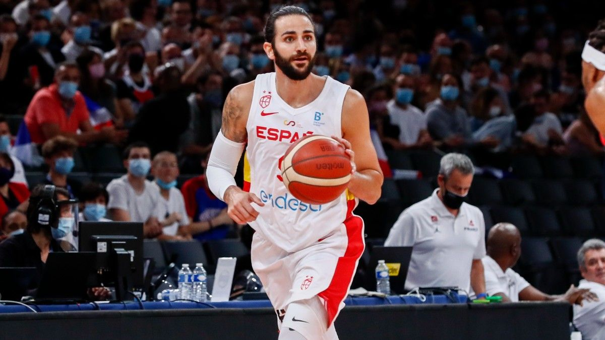 Olympic Men's Basketball Odds, Preview, Prediction for Spain vs. Argentina: How to Bet Medal Favorite Spaniards article feature image