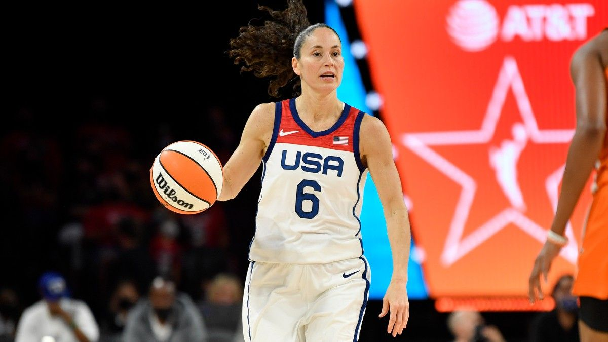2021 Olympic Women's Basketball Standings, Results, Bracket, Schedule: United States Tops Nigeria in Opener article feature image