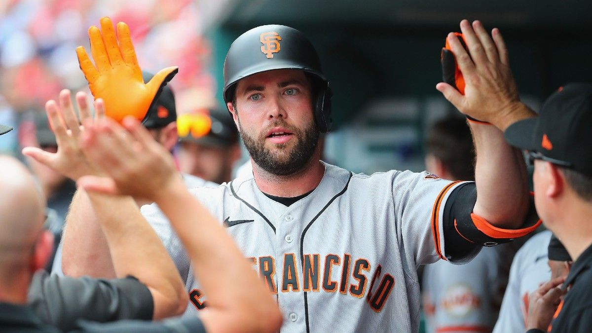 MLB Odds & Best Bets: 3 Picks, Including Tigers vs. Rangers & Dodgers vs. Giants (Monday, July 19) article feature image