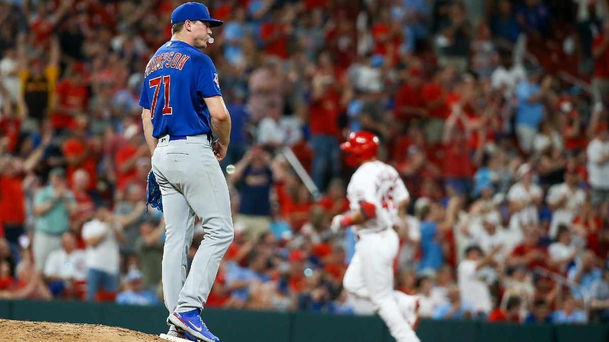 Cubs vs. Cardinals Odds, Picks, Predictions: Can St. Louis Find Form Against Struggling Chicago? article feature image