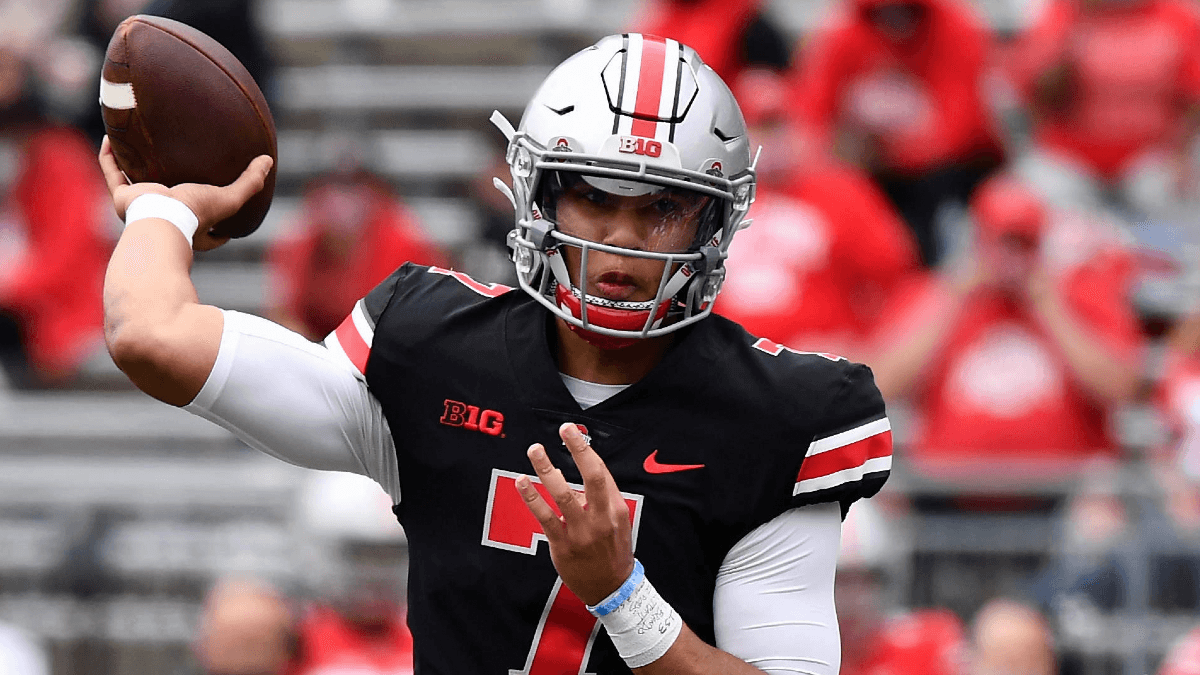 2021 College Football Conference Odds: Ohio State, Oklahoma, Alabama Become Bigger Favorites article feature image