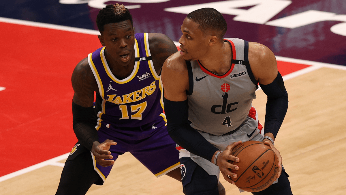 How Russell Westbrook's Trade To Lakers Has Altered 2022 NBA Championship Odds article feature image