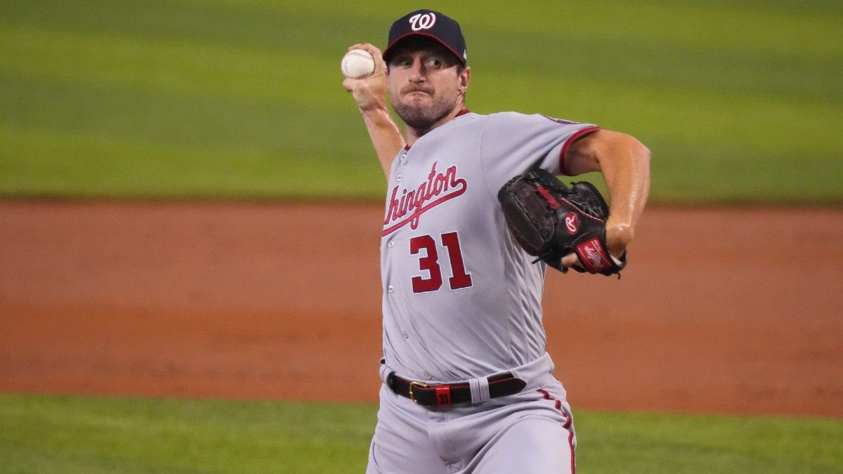 Max Scherzer, Trea Turner Traded to Dodgers: How Blockbuster Deal With Washington Impacts LA's Odds, Projections article feature image