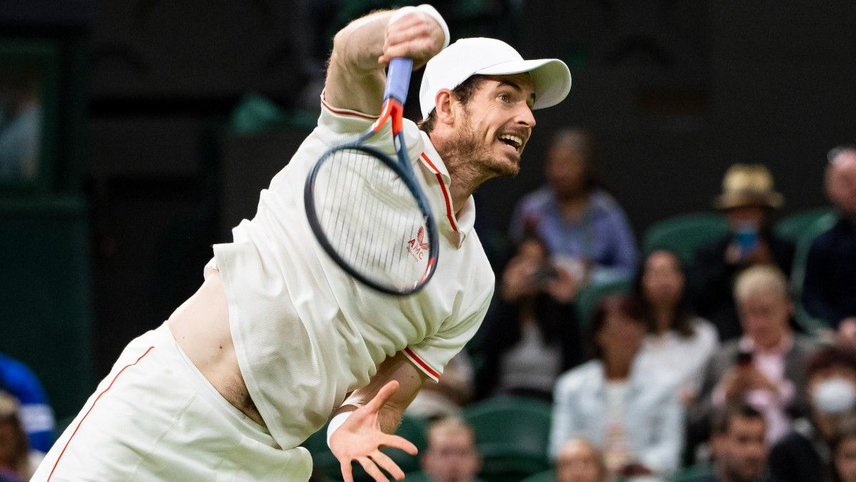 2021 Wimbledon Odds, Picks & Predictions: How to Bet Andy Murray, More Day 5 Matches (Friday, July 2) article feature image