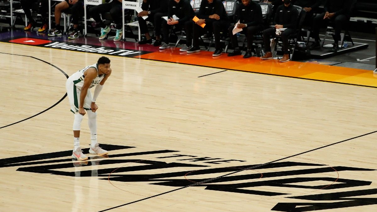 Moore's Betting Angles: Bucks' Easy Fixes Give Them Value in Game 2 vs. Suns article feature image