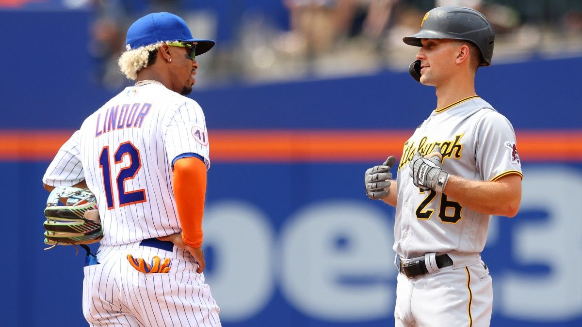 Friday MLB Odds, Preview, Prediction for Mets vs. Pirates: Value on Pittsburgh as Home Underdog (July 16) article feature image