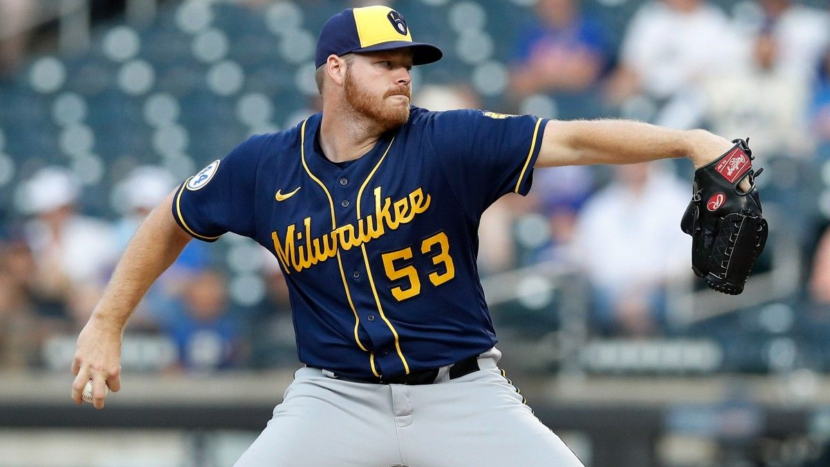 MLB Odds, Picks, Predictions for Saturday: Our Staff's 2 Best Bets, Including Padres vs. Nationals & Brewers vs. Reds (July 17) article feature image