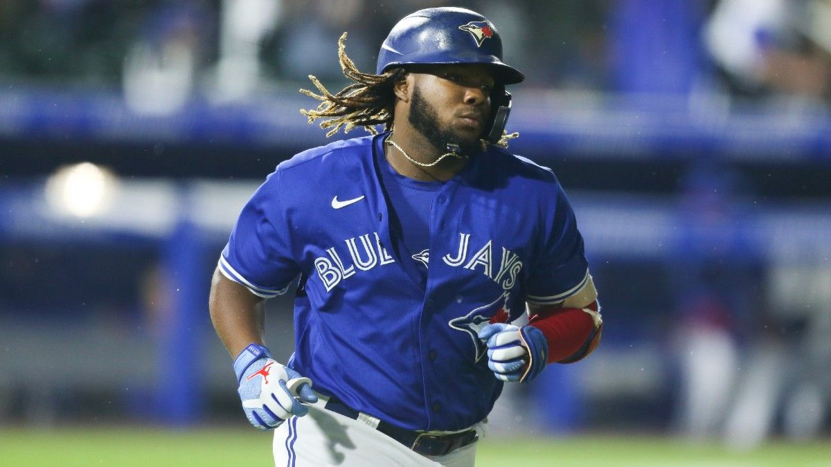 MLB Player Props & Odds: 2 Bets for Vladimir Guerrero Jr. & Mike Minor (Tuesday, July 20) article feature image