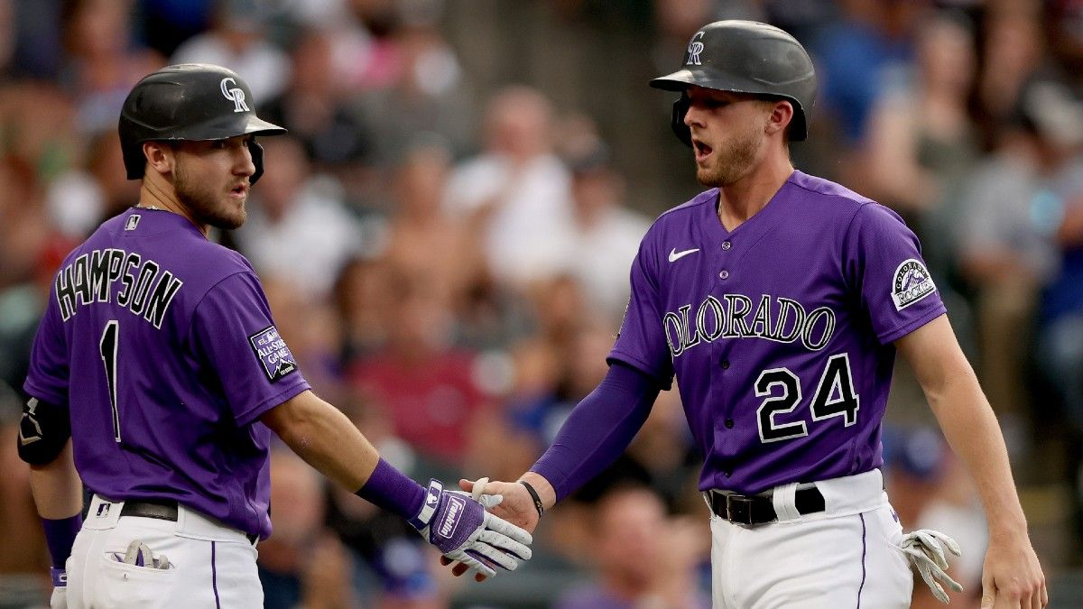MLB Odds, Predictions, Best Bets: 5 Picks, Including Tigers vs. Rangers & Rockies vs. Mariners (Tuesday, July 20) article feature image