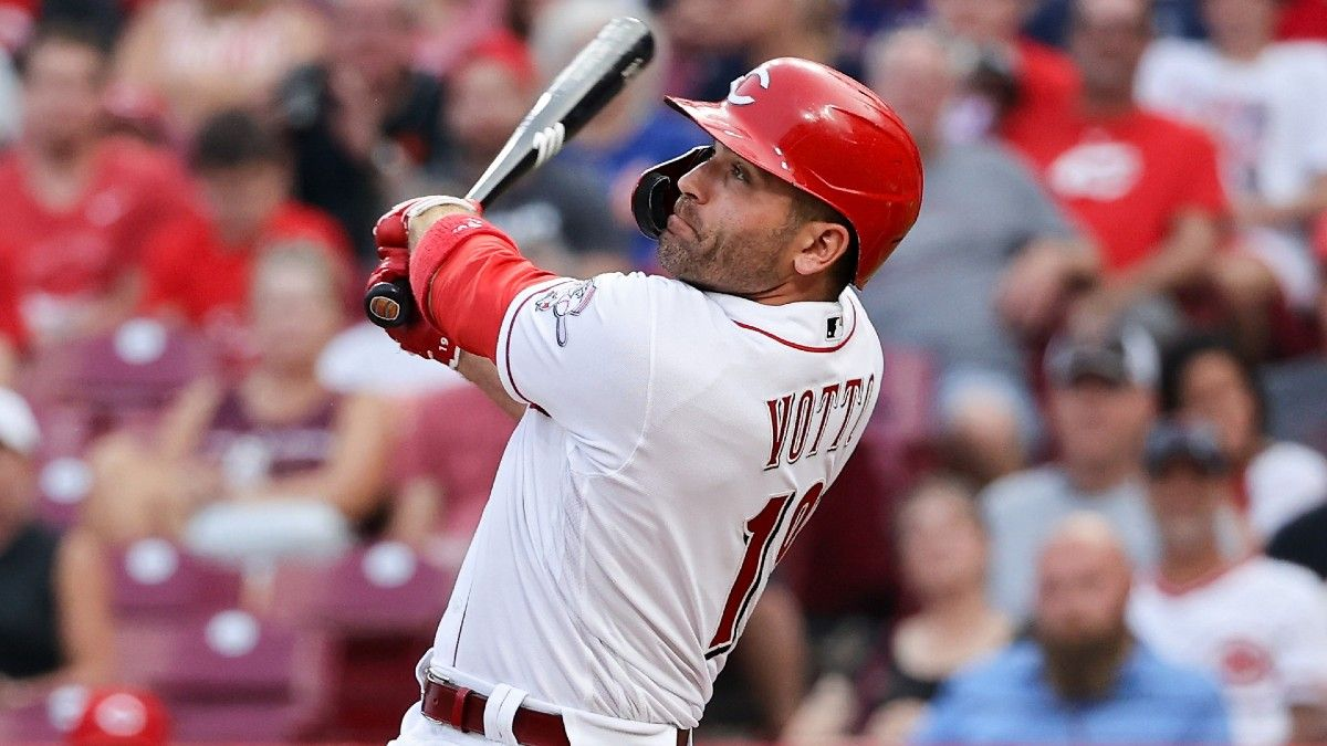 MLB Player Prop Bets & Picks: 2 Monday Picks, Including Michael Pineda & Joey Votto (July 26) article feature image