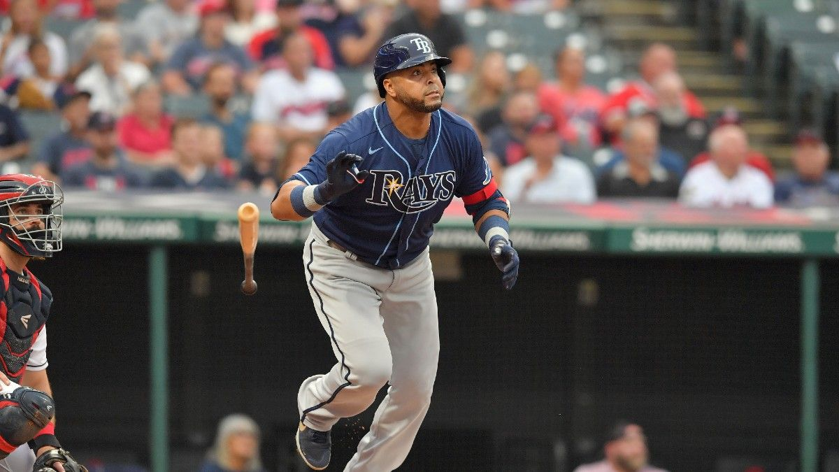 Rays vs. Indians Odds, Picks, Predictions: Tampa Bats Will Get to Mejia (July 24) article feature image